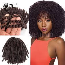 mambo hair twist free shipping 8 inch nubian twist havana mambo twist crochet