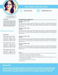 Outstanding Resume Examples Great Resume Templates U2013 Inssite