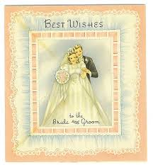 Wishing Bride And Groom The Best Best Wishes To The Bride And Groom Card By Tommer G Via Flickr