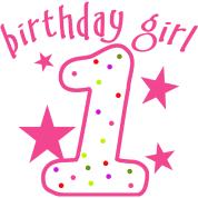 1st birthday girl 1st birthday girl one spreadshirt