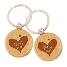 wooden keychains buy customized wooden keychain online dezains
