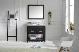 Estate Storage Cabinets Virtu Usa Caroline Estate 36 Single Bathroom Vanity Set In