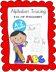 handwriting practice for preschool
