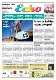 byron shire echo u2013 issue 31 38 u2013 01 03 2017 by echo publications