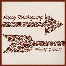 happy thanksgiving for friends uvm pi beta phi uvmpibetaphi twitter