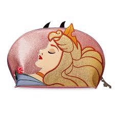 disney beauty bags sleeping beauty u0026 maleficent cosmetic case