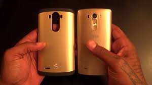 lg g3 verus thor protective case gold youtube