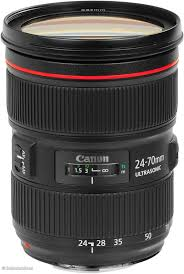 25 70 Sale Vision Direct Canon 24 70mm F 2 8 L Ii Review