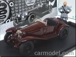 si es auto b fb model fbarmus scale 1 43 alfa romeo 8c 2300 b auto di mussolini