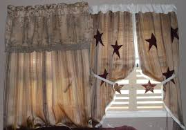 Primitive Kitchen Curtains Country Kitchen Curtains Curtains Valances Country Kitchen