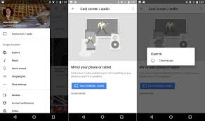 cast extension android chromecast mirroring explained how to beam all your screens to