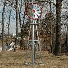 decorative backyard windmill yard ornament windmills