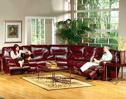 Used Leather Recliner Sofa Sectional Used Leather Recliner Sofas For Sale Flynn Black