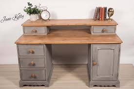 Vintage Office Desk Sold Bespoke Rustic Office Desk Designs