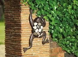 15 wall art garden mediterranean patios pergolas stucco