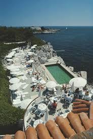 hotel du cap eden roc slim aarons u0027hotel du cap eden roc u0027 antibes estate stamped