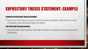 sample of expository essay expository essay thesis statement examples tok essay exemplars analysis essay thesis example www gxart orgexpository thesis statement example example of expository thesis expository thesis