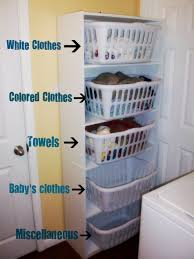 Unique Laundry Hampers by It Worked Easy Laundry Sorting System That Even Your Husband Can
