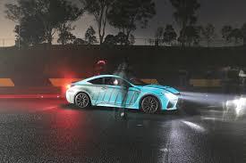 lexus rc f electroluminescent lexus unveils car that has a heartbeat u2013 motortorque