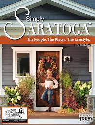Lill Overhead Doors by Simply Saratoga Fall 2013 By Saratoga Today Issuu