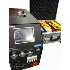 sbs 8400 battery capacity tester with monitoring inlec