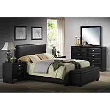 Faux Leather Bed Frames New Modern Luxury Quality Size Faux Leather Bed