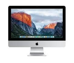 Amazon Apple iMac MK142LL A 21 5 Inch Desktop Discontinued by