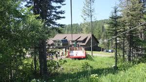 Backyard Zip Line Without Trees by Zip Line Tours U2013 Ski Whitefish