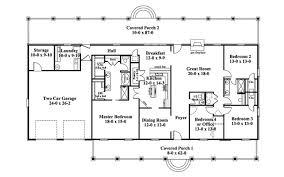 best 25 rectangle house plans ideas on pinterest