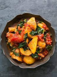 Roasted Vegetables Recipe by Roasted Root Vegetable Stew With Tomatoes And Kale Recipe