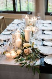 wedding tables wedding table decorations with lights the