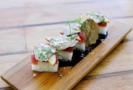 canapé portland best sushi in portland thrillist
