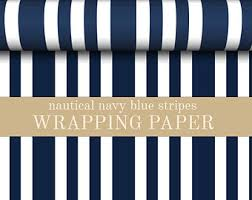 navy blue wrapping paper blush pink wrapping paper custom gift wrap in matte blush