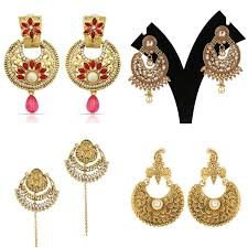 kaan earrings three earrings that every must treasure shop indian