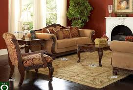 Livingroom Lounge Traditional Living Rooms Rooms Rectangular Dark Brown Wooden Table