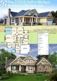 plan 23375jd front or side garage you choose square feet