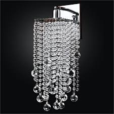 Crystal Wall Sconces by Crystal Wall Sconce Lighting Shop Glow Lighting