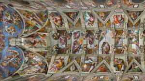 digital eye discovers sistine chapel secrets world the times