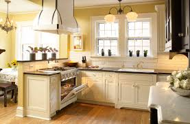 yellow painted kitchen cabinets cream color kitchen cabinets with granite countertops kitchen