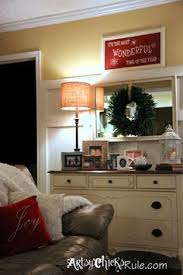 Pottery Barn Inspired Diy Dresser Window Treatments For Adding Warmth U0026 Personality Window