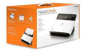 Desk Scanner Organizer Neat Desk Duplex Desktop Scanner High Speed Scanning And Digital