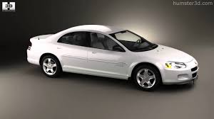 dodge stratus 2001 by 3d model store humster3d com youtube