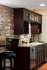 Wet Bar Cabinet Ideas Chic Mini Kegerator In Basement Traditional With Beer Tap Ideas