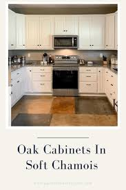 how to paint cabinets with benjamin advance oak cabinets painted in benjamin soft chamois