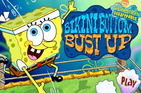 Image    D Spongebob    D Patrick Outside Of Bikini Bottom jpg     YouTube