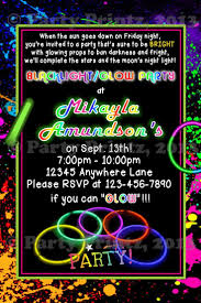 Blacklight Halloween Party Ideas by 71 Best Glow In The Dark Slumber Party Images On Pinterest Neon