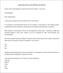general cover letter simple email cover letter sles applying email cover letter