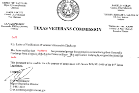 H Certification Letter Veterans Can Form A Free Texas Llc Ia Cpa Llc