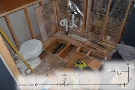 Adding Shower To Bathtub Plumbing Is This An Appropriate Drain Design For Adding A Shower
