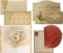 Sikh Wedding Invitations 17 Best Sikh Wedding Cards Images On Pinterest Sikh Wedding